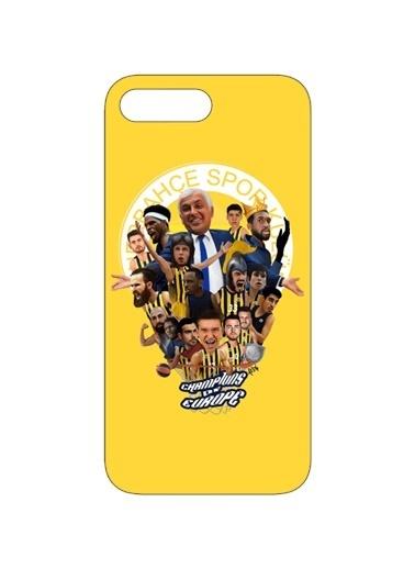 Fenerbahçe Cep Telefonu Kılıfı Sarı